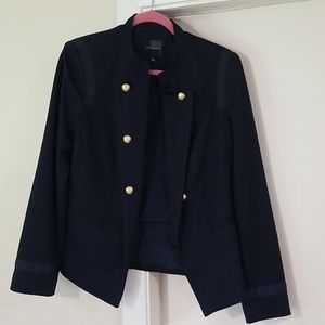 The Limited Double Breasted Jacket